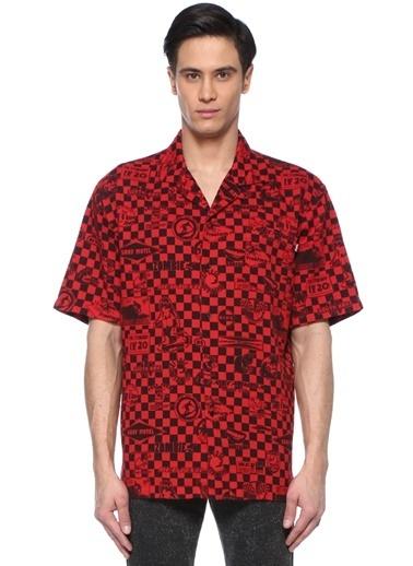 McQ Alexander McQueen Gömlek Kırmızı